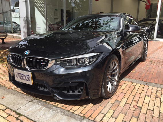 Bmw M4 2018 Coupe 3.0l 431 Hp Deportivo