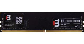 Memoria Ram 8gb 288p Ddr4 Udimm 2400 Pc Blackpcs Md22402-8gb