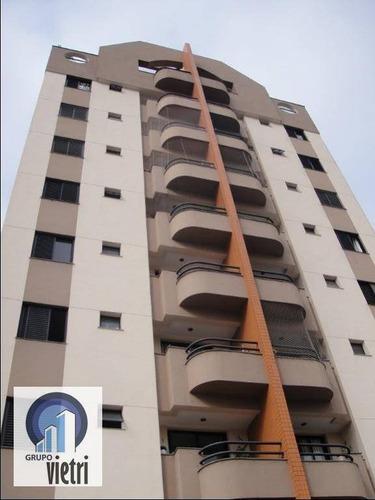 Cobertura Com 3 Dormitórios À Venda, 128 M² Por R$ 735.000 - Vila Bertioga - São Paulo/sp - Co0068