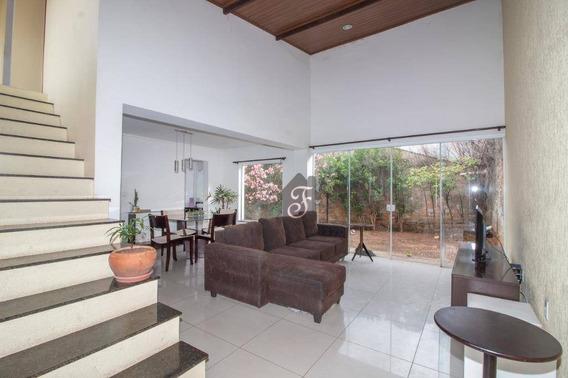 Sobrado Residencial À Venda, Vila Joaquim Inácio, Campinas. - So0039