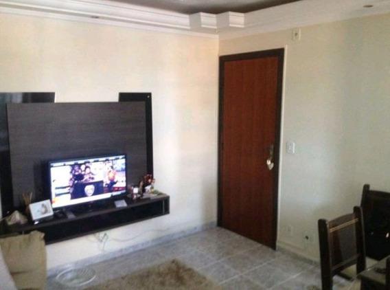 Apartamento Em Parque Santo Antônio, Jacareí/sp De 53m² 2 Quartos À Venda Por R$ 144.000,00 - Ap177346