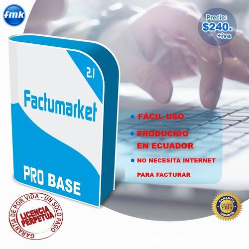 Sistema De Facturación E Inventarios Oferta!! Quito