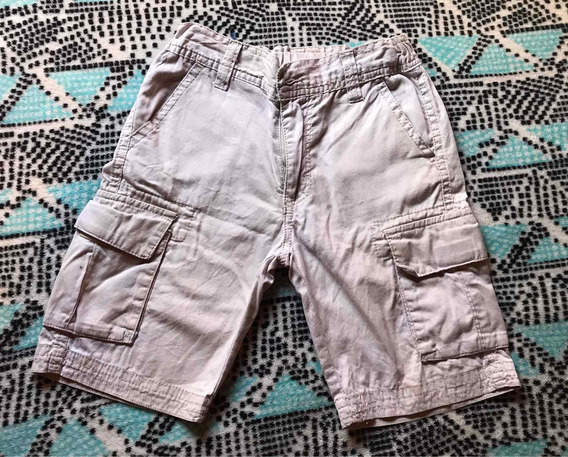 Bermuda/short Niño Mimo T.8 No Cheeky No Grisino Impecable!