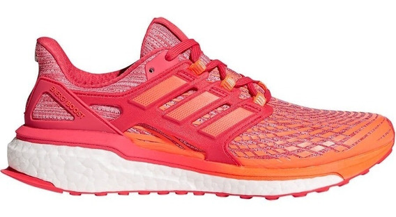 Tenis adidas Energy Boost W Mujer Correr Gym Crossfit