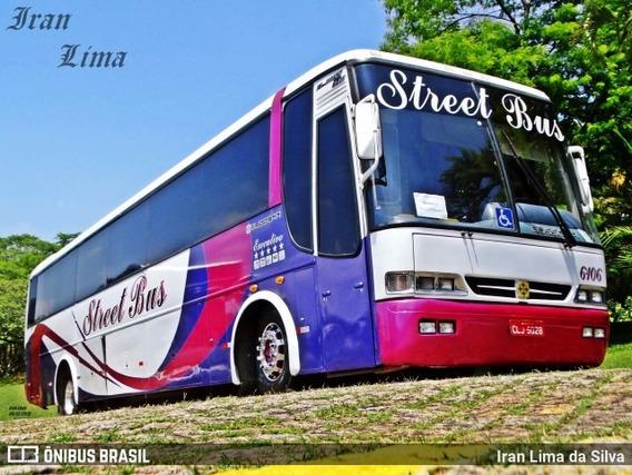 Onibus Rodoviario Busscar Ell Buss Mercedes Benz O400