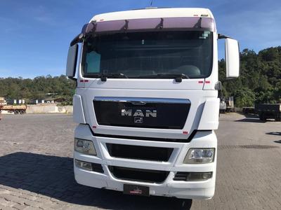 Man Tgx 29.440 - 6x4 - 2012 - Completo - Primeiro Caminhão