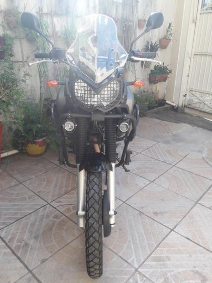 Yamaha Xtz 250 Tenere Com Baixa Km Todos Acessórios Nova!!