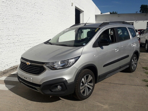 Chevrolet Spin 1.8 Activ7 Ltz 5as At 105cv 2019