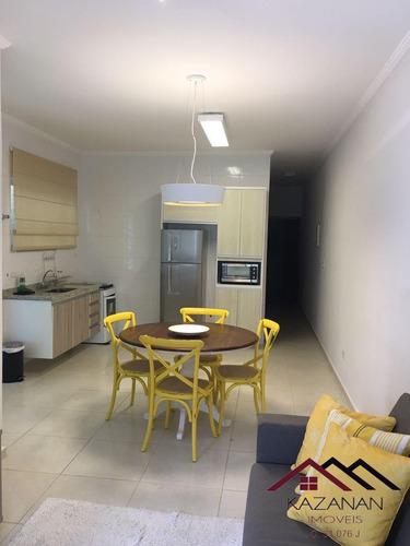Casa Em Peruíbe - 2 Dorm (1 Suite) - Churrasqueira - Garagem - 3464