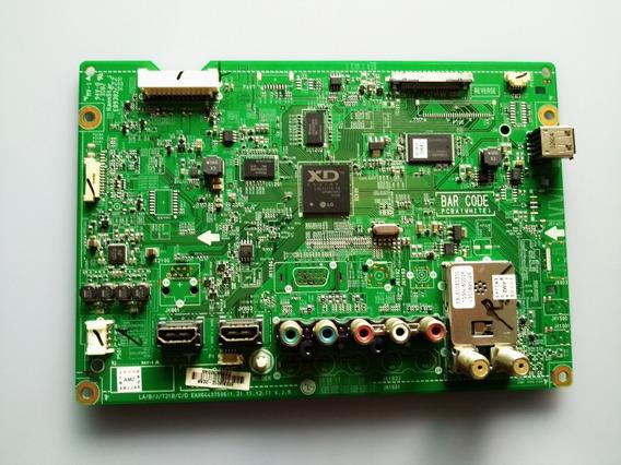 Placa Principal Tv Lg 42 Polegadas 42lm3400sb C/ Garantia