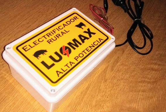 Boyero Lumax 12 Volts 50km Para Pantalla Solar