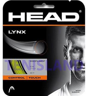 Cuerda Individividual Tenis Head Lynx 1.25 1.30 Loc. No.1