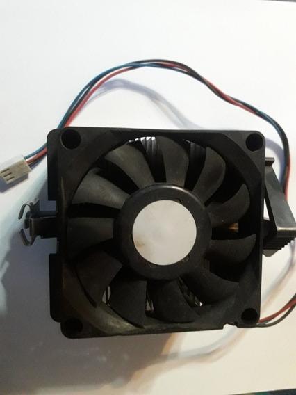 Disipador Y Cooler A Reparar
