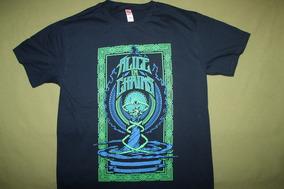 Gusanobass Playera Rock Metal Alice In Chains Grunge Med