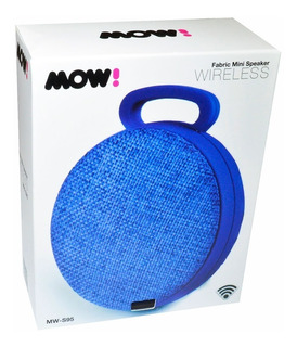 Parlante Bluetooth Portatil Usb Mini Mow S95 Tela Barato