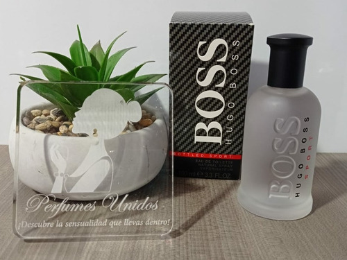 Perfume Hugo Boss Bottled Sport - mL a $296