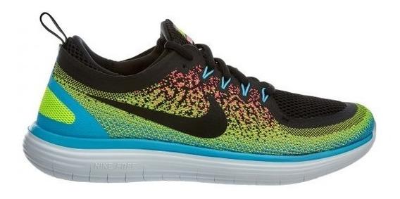Zapatillas Nike Free Rn Distance 2 Talle 8 Us- Talle 40