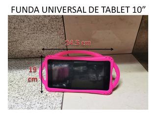 Funda Silicon Para Tablet 10