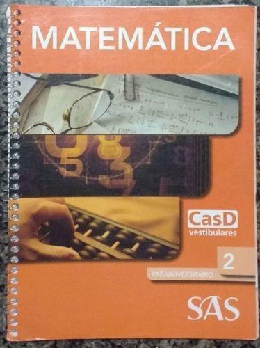 Livro Matemática 2 - Pré-universitário Vários Autores