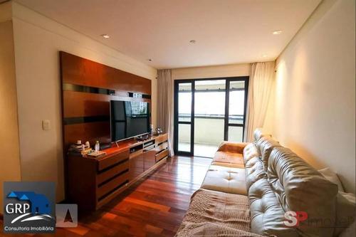 Imagem 1 de 15 de Apartamento Para Venda Em Santo André, Centro, 3 Dormitórios, 3 Suítes, 3 Banheiros, 3 Vagas - 6691_1-1904279