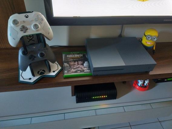 Xbox One S Cinza