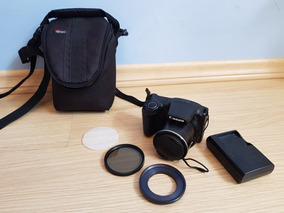 Câmera Superzoom Canon Sx400is
