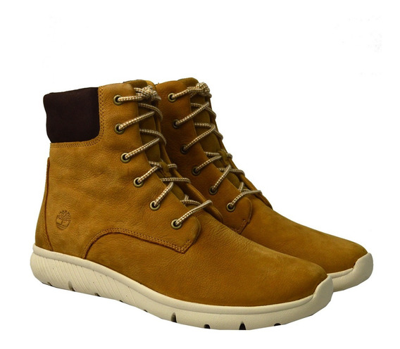 Botas Timberland Hombre Cafe Boltero 6 In Wht Tb0a1qf7231