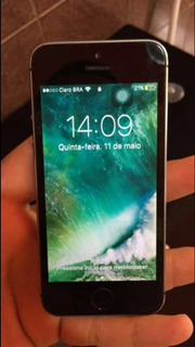 iPhone 5s 16gb - Cinza Espacial
