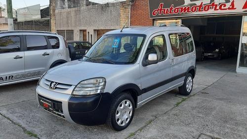 Peugeot Partner Patagónica 1.6 Vtc 2011