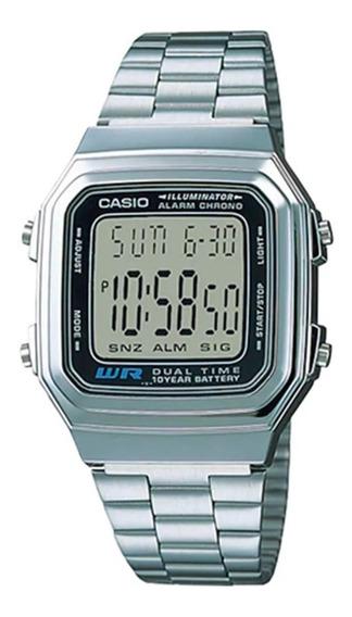 Relógio Casio A178wa-1adf Digital Original 12 Meses Garantia