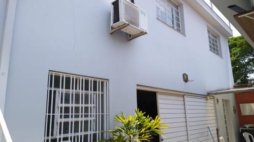 Sobrado - Brooklin Paulista - Ref: 2302 - V-8147079