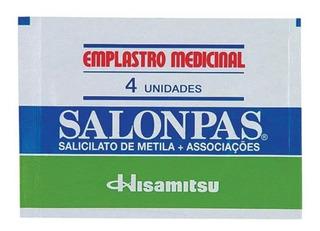 Emplastro Salonpas Peq C/4 -10 Un Dores Musculares Torcicolo