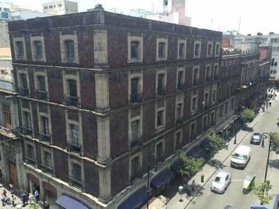 Edificio En Centro De La Ciudad De Mexico