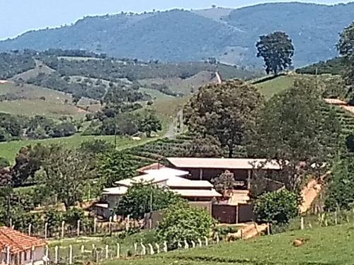 Imagem 1 de 8 de Sítio À Venda Em Congonhas - Si005851