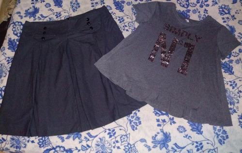af4e19bfe713 Remeras Vestir Mujer - Ropa y Accesorios Negro, Usado en Mercado ...