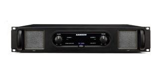 Samson Sx2400 Amplificador De Potencia