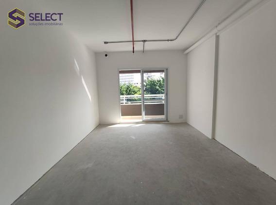 Sala À Venda No Mondial Office, 32 M² Por R$ 196.478 - Centro - São Bernardo Do Campo/sp - Sa0074