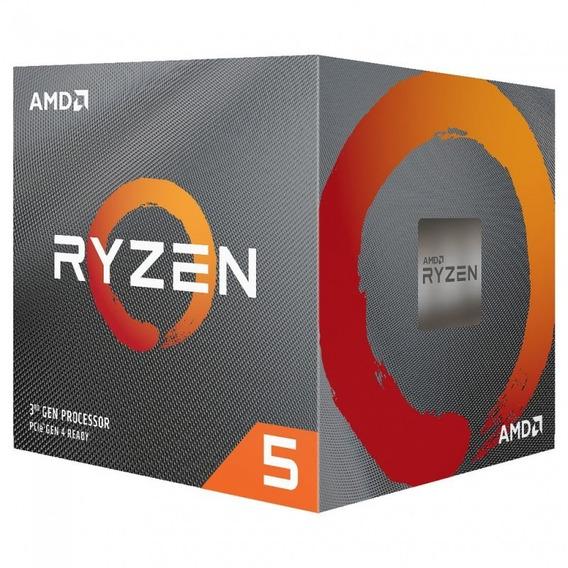 Processador Amd Ryzen R5 3600x Am4 4.4 Ghz 100-100000022