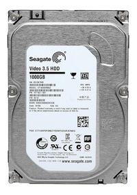 Hd Seagate Video 1 Tb Para Desktop Dv