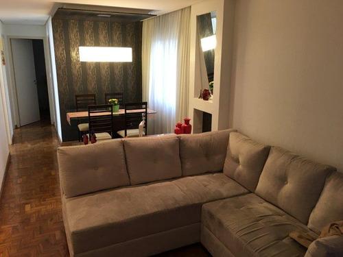 Apartamento Para Alugar, 72 M² Por R$ 1.800,00/mês - Vila Monumento - São Paulo/sp - Ap0278