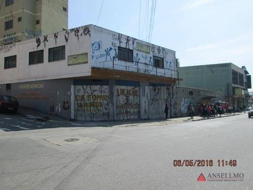 Imagem 1 de 17 de Terreno À Venda, 1236 M² Por R$ 4.800.000,00 - Centro - São Bernardo Do Campo/sp - Te0029