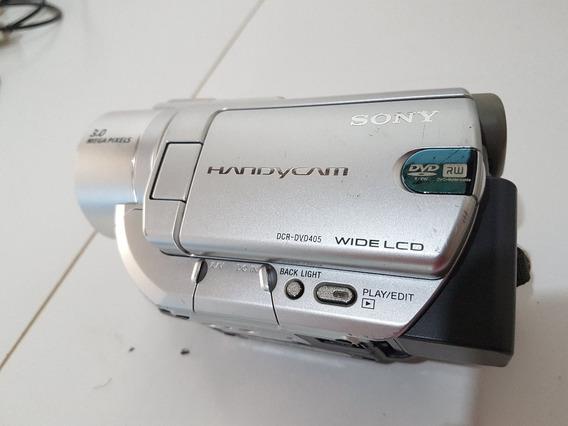 Filmadora Sony Dcr-dvd405