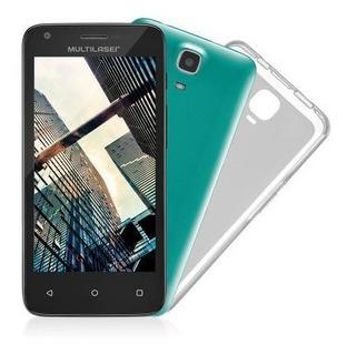 Smartphone Ms45 Colors Preto Multilaser - P9009