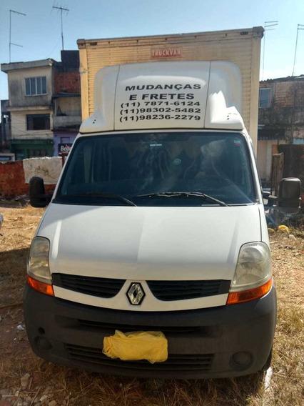 Caminhonete Renault Master - Baú Truck Van