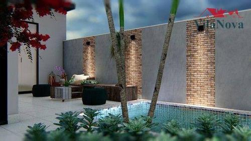 Terreno À Venda, 175 M² Por R$ 235.000,00 - Jardins Do Império - Indaiatuba/sp - Te0474