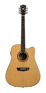 Guitarra Folk Electroacustica Washburn