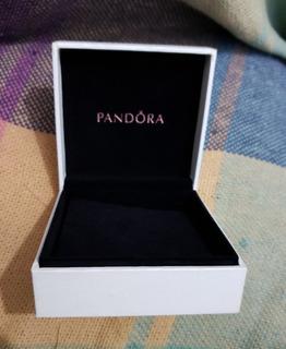 Caixa Estojo Original Da Pandora Pra Jóias