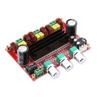 Yeeco Amplificador Audio Estéreo Hogares