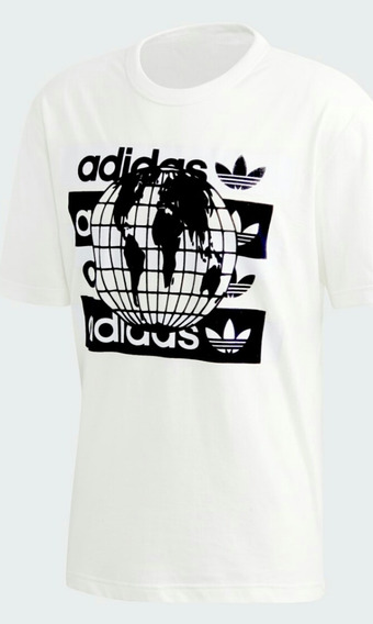 Playera adidas World Message
