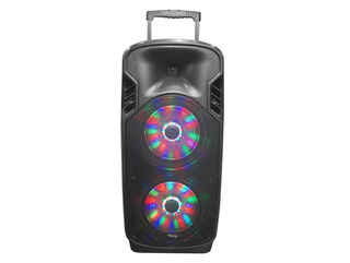 Parlante Portatil Harrison 1000w Bluetooth Mic Inalámbrico